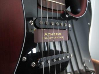 Atheris Innovations: Custom pickguards and custom components!